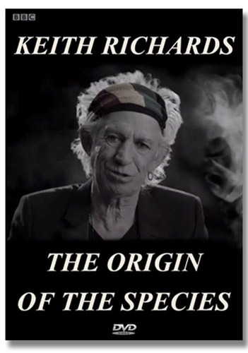 Keith Richards – The Origin Of The Species