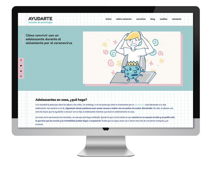Ayudarte Psicología - Blog single