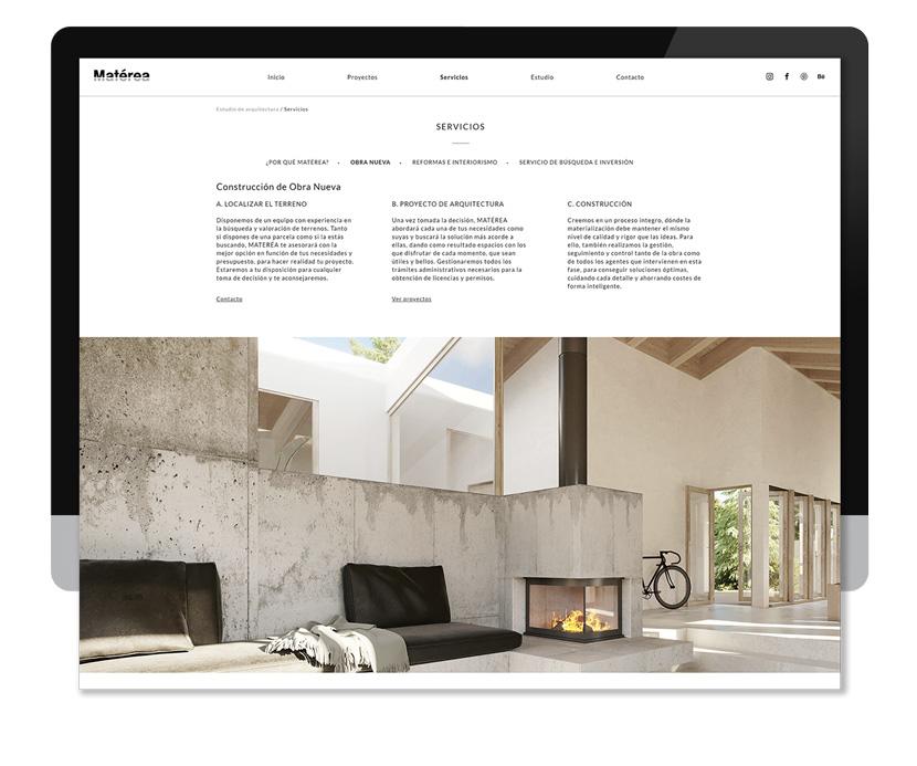 Matérea - Estudio de arquitectura